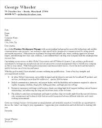 Business Letter Format Cover Letter Email Format Cover Letter Cover Letter For Job Offer Cover Letter