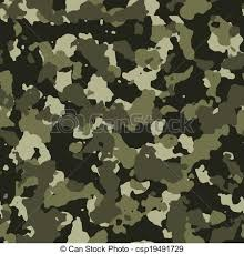 Camo Pattern Mesmerizing Jungle Seamless Camo Pattern