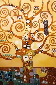 tree of life painting gustav klimt tree of life art print