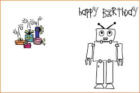 Printable Birthday Card For Kids Beauceplus