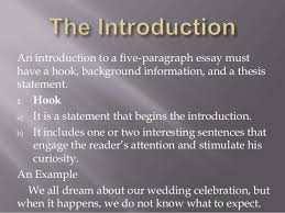 review of paragraph and essay writing 9