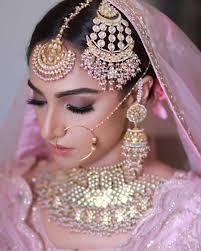 minimal wedding makeup