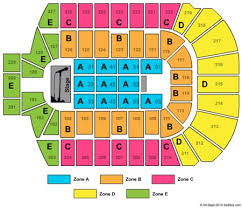 Blue Cross Arena Tickets And Blue Cross Arena Seating Charts