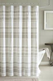 gray and white chevron curtains grey and white chevron curtains by nautical shower curtain target tags