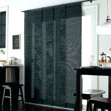 door blinds design sliding between glass in blackout vertical for patio doors 9 front wood faux
