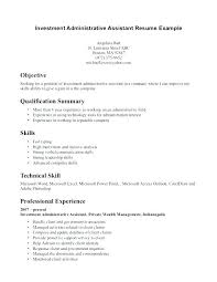 Clerical Resume Template Clerical Assistant Resume Objective For