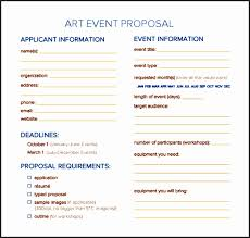 10 Template For Proposal | Besttemplates