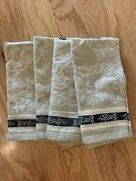 set of four waverly garden room cloth