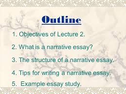 lecture narration ppt video online  2 outline 1