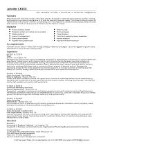 Fashion Buyer Resume Sample Quintessential Livecareer