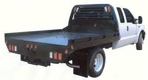 Steel SS Truck Bed Johnson Trailer Co