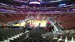 United Center Bulls Seating Chart United Center Section 116 Chicago Bulls Rateyourseats Com