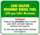 low sulfur deisel ultra low sulfur diesel