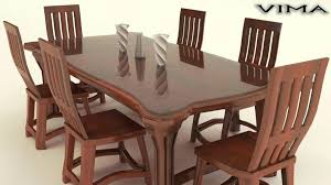 wood dining table with bench wooden room set dark formal sets