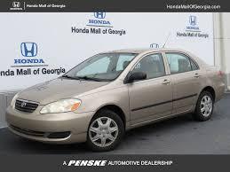 2007 Used Toyota Corolla 4dr Sedan Automatic CE at Honda Mall of ...
