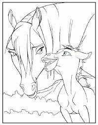 25 Vinden Paarden Afbeeldingen Tekeningen Kleurplaat Mandala