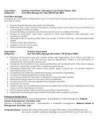 Hotel General Manager Resume Samples Hotel General Manager Resume