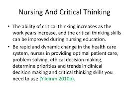 Critical Thinking Skills    by David Sotir   YouTube SlidePlayer critical  jpg