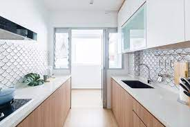 20 Designs For Every Kitchen Layout From Galley To L Shaped Kitchen Layout Kitchen Design Kitchen Counter Design