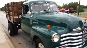 1948 Chevrolet 3800 Series Stake Bed Truck - YouTube