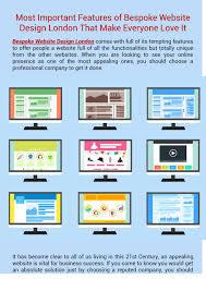 Bespoke Web Design Company Bespoke Website Design London By Local Web Setup Issuu