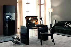italian office desk. Italian Home Office Furniture Black Desk Modern