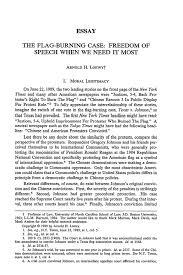 essay speech when case