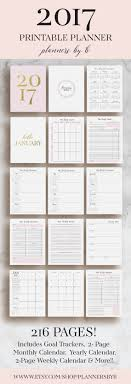 17 best ideas about study planner study study 2017 planner printable 2017 monthly planner 2017 weekly planner 2017 planner pages 2017 agenda printable planner inserts a4 a5 letter
