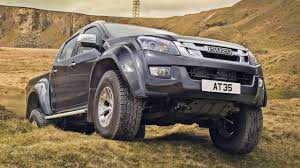 You can buy this Arctic-ready Isuzu pick-up in the UK | Top Gear