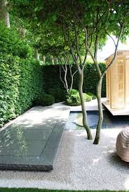 Outdoor Spaces - No-Grass Garden Design