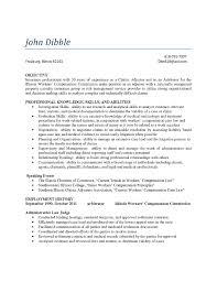 Claims Adjuster Resume 3 Best 2 Lovely Nardellidesign Com