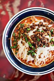 the szechuan spicy noodles are a popular appetizer at szechuan garden in morrisville