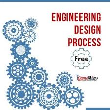 Engineering Design Process Chart And Worksheet