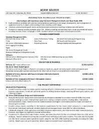Ssrs Developer Resume Sample Best Of Ssis Sample Resume Andaleco