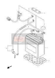 <b>Suzuki LT</b>-A500XP(Z) KINGQUAD AXI 4X4 2014 Spare Parts - MSP