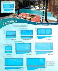 rectangle above ground pool sizes. Contemporary Above Rectangular Pool Sizes Rectangle Fiberglass  Intended Rectangle Above Ground Pool Sizes A