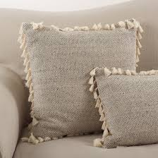 tassel throw pillow.  Throw For Tassel Throw Pillow O