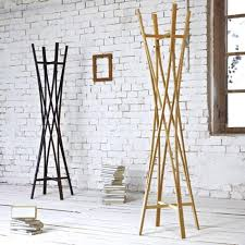 Standing Coat Rack Plans Best 32 Easy Pieces Free Standing Coat Racks Remodelista Within Design