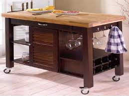 kitchen island table ikea. INSPRIATION For DIY \u003d Rolling Butcher Block Table Ikea Kitchen Island N