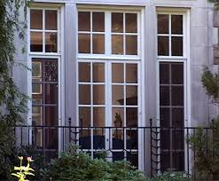 variable tint smartglass french doors