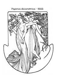 Alfons Muchas Art Nouveau Works Dvdbash