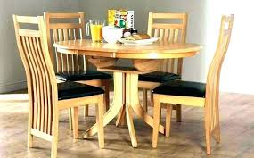 full size of round wooden dining table and 4 chairs 48 solid wood seater kitchen