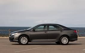 2012 Toyota Camry Le Side Photo #36758854 - Automotive.com
