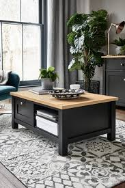 malvern storage coffee table from