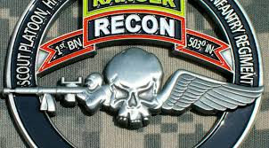 army recon scout reconnaissance platoon hhc 1st bn 503rd infantry regiment 2012