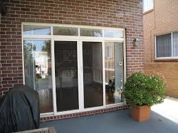 aluminum screen door. Aluminum Screen Doors New Door Capable