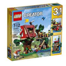LEGO LEGO Creator Treehouse Adventures 31053  WalmartcomWalmart Lego Treehouse