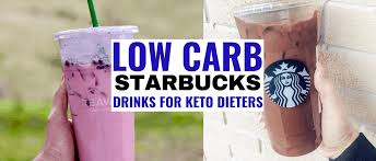 To keep it super low carb (zero) i use heavy whipping cream and torani sugar free vanilla coffee syrup in both my hot and iced coffees. 33 Low Carb Starbucks Drinks Keto Dieters Can Enjoy Meraadi
