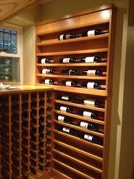 custom wine cabinets. Interesting Cabinets Custom Made Wine Rack To Cabinets A