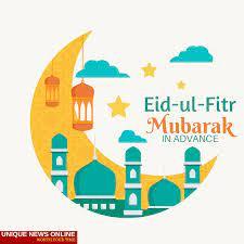 Eid-ul-Fitr Mubarak 2021 wünscht im Voraus, Eid al-Fitr und Chand Raat  Mubarak Grüße